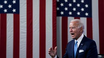 Portrait: Joe Biden, der Tröster