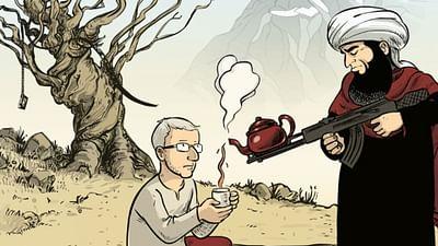 """Graphic Novel: """"Kaboul Requiem"""""""