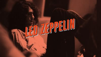 Led Zeppelin: So fing alles an