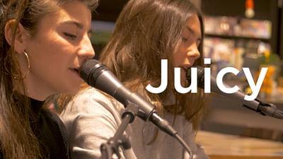 Juicy in Private Session beim Eurosonic Festival 2019