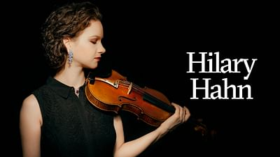 Hilary Hahn spielt Sibelius
