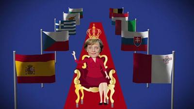 Deutschland unterdrückt Europa
