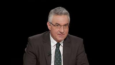 Treffen mit den Spitzenkandidaten: Jan Zahradil