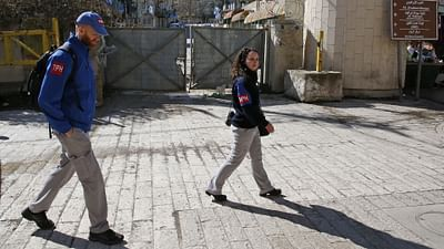 Hebron: Letzte Runden der Beobachtermission