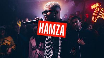 Hamza bei Dans le Club