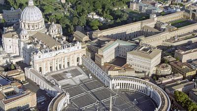 Vatikanstadt. Ein Hauch von Ewigkeit