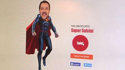 Italien: Salvini, der Star im Netz