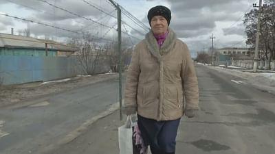 Ukraine: Schmerzhafte Grenze