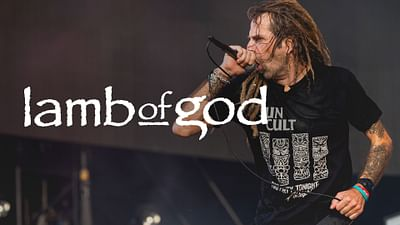Lamb of God beim Hellfest (2019)