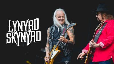 Lynyrd Skynyrd beim Hellfest (2019)