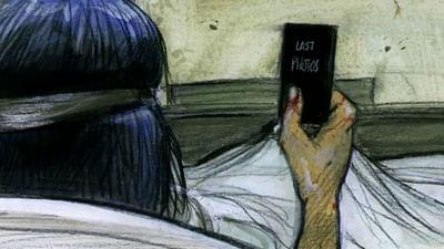 Comic: Leben ohne Computer und Smartphone