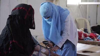 Der Kampf gegen Cholera im Jemen