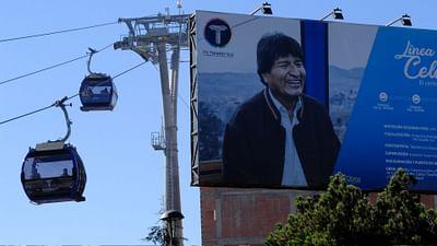 Bolivien: Morales will zum 4. Mal antreten