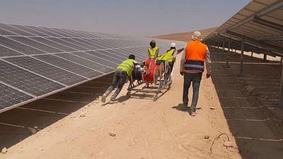 Palästina schmiedet Energie-Plan