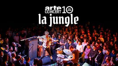 La Jungle beim ARTE Concert Festival (2019)