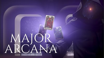 """Major Arcana"" von Førtifem im Pariser Trianon"