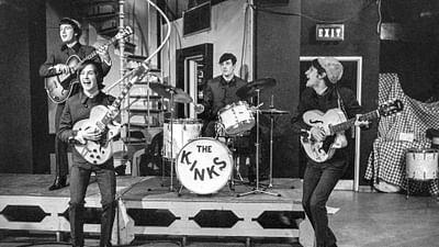 The Kinks, die bösen Jungs des Rock'n' Rolls