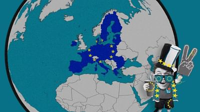 Stories of Conflict: Europa, altes Haus!