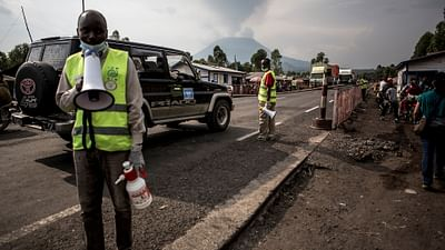 D.R. Kongo: Ebola auf dem Vormarsch