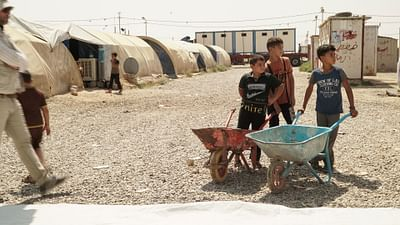 Irak: Die Waisen von Mosul