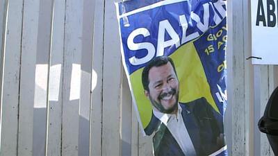 Salvinis Pokerspiel