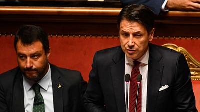 Italien: Contes Rache an Salvini