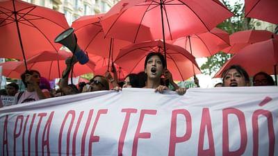 Argentinien: Frauen gegen Männer-Gewalt