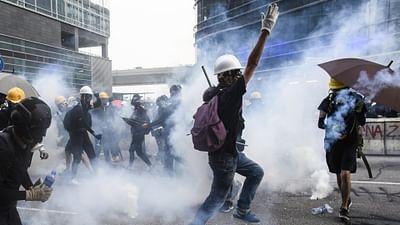 Hongkong: Kampf mit allen Mitteln