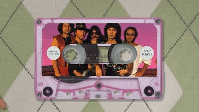 TAPE: Deep Purple