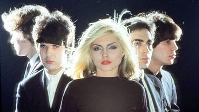 Blow up - Blondie im Film