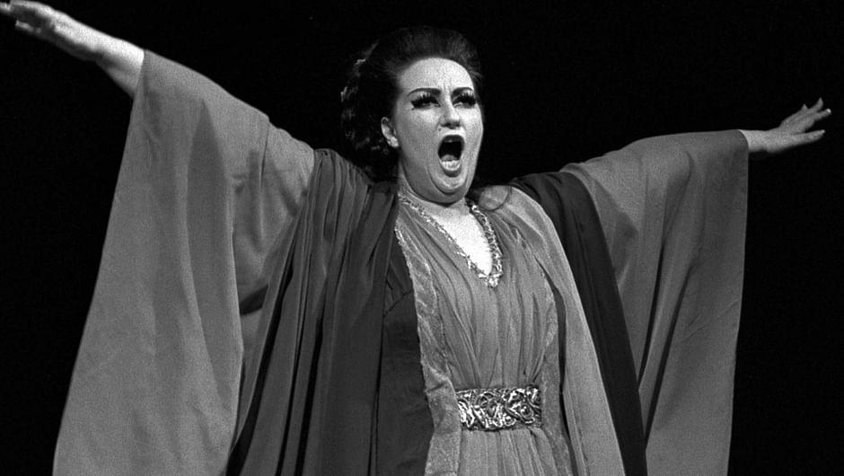 Montserrat Caballé singt Norma