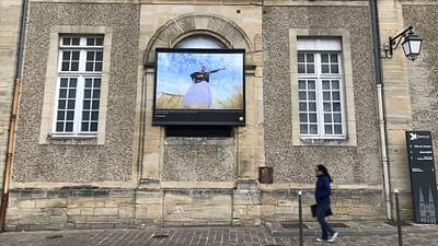 Bayeux, Treffpunkt der Kriegsreporter
