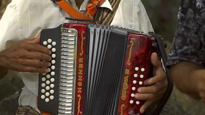 Legendäre Akkordeonklänge in Kolumbien