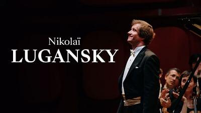 Nikolaï Lugansky interpretiert Prokofjew