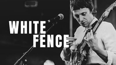 Tim Presley's White Fence bei der Route du Rock (2019)
