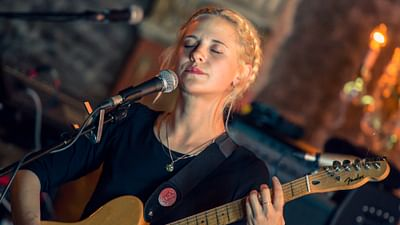 Helena Deland beim ARTE Concert Festival
