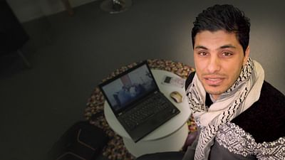 Ein Französischlehrer im Gazastreifen