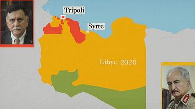 Machtverhältnisse in Libyen: Die Uneinigkeit der EU