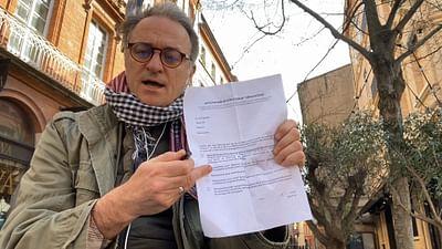 Corona Journal Toulouse: Das Rausgeh-Formular