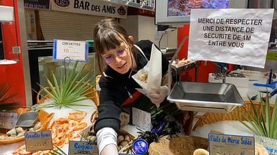 Corona Journal Toulouse: Die Märkte machen weiter