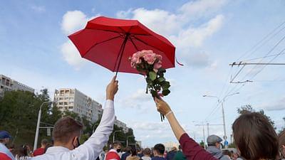 18. September: Die immer furchtloseren Demonstranten
