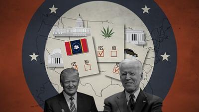 Mehr als Biden gegen Trump: Die Ergebnisse der US-Wahlen im Überblick