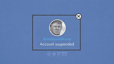 Twitter sperrt Trump: Wer bestimmt die Grenzen der Meinungsfreiheit?