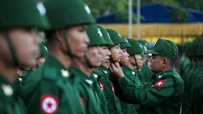 Portrait: Wer steckt hinter dem birmanischen Militär?