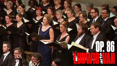 Beethoven: Messe in C-Dur – Gloria und Sanctus