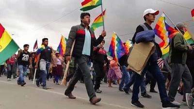 Bolivien: Die Kokabauern stärken Morales' Rücken