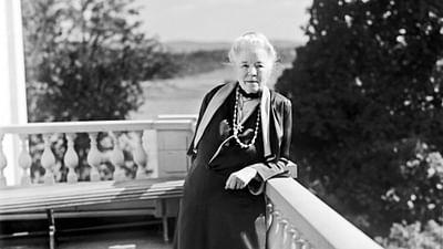 Die wunderbare Reise der Selma Lagerlöf