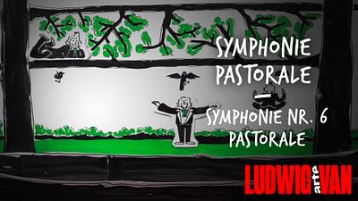 """Symphonie Nr. 6 """"Pastorale"""""""