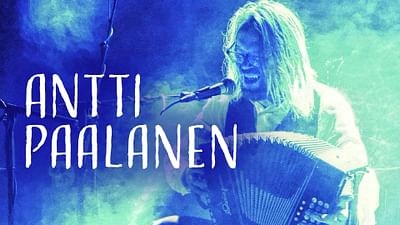 Antti Paalanen beim Festival Eurosonic