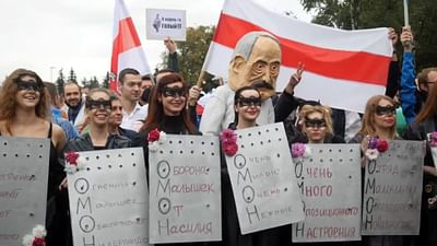 Belarus: Die Feministinnen der Revolution